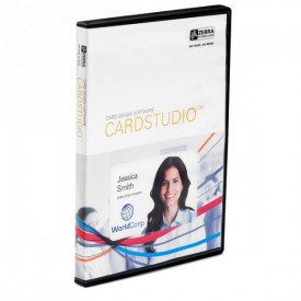 Zebra Card Studio